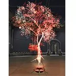 Life Day Holo-Tree (Red)