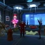 Santa's Temple of Darkness (Village) – The Ebon Hawk