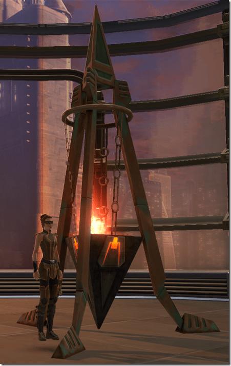 Yavin Floor Lamp 2