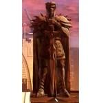 Statue: Naga Sadow