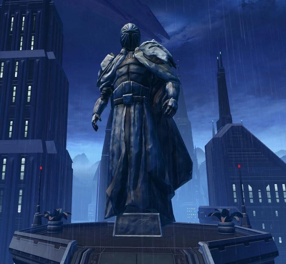 First Grand Statue of Mandalore