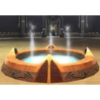 Fountain: Jedi Temple