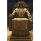 Statue of the Throned Sith