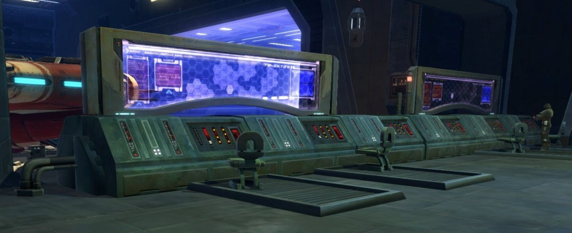 Taris Spaceport