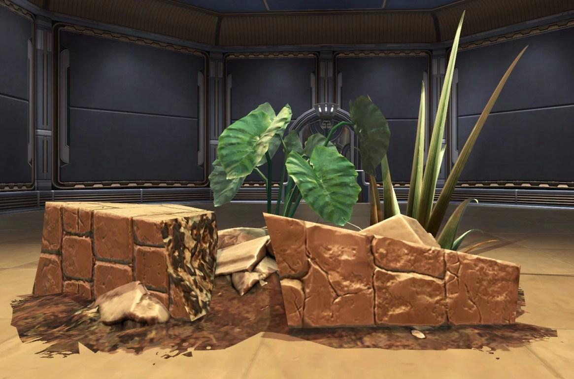 Yavin Ruins (Rubble)