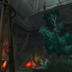Lyronia's Temple of Darkness - Temple Exterior - The Red Eclipse