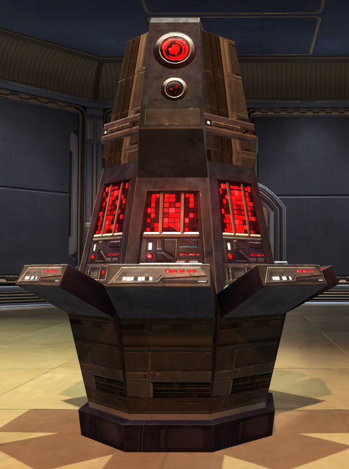 Imperial Security Console