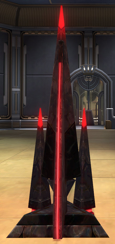 Sith Temple Hall Light