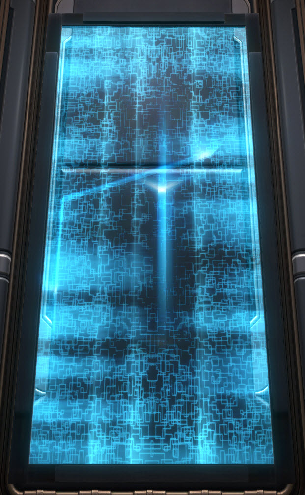 TOR Decorating | Gree Wall Panel (SWTOR)