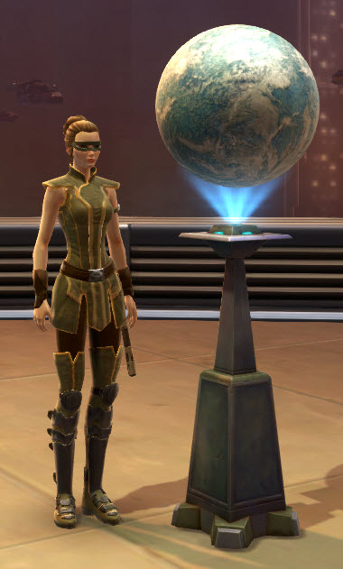 Planetary Display Hoth 2