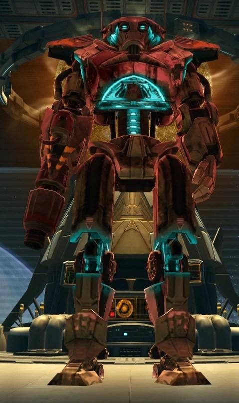 Regional Annihilation Droid 2