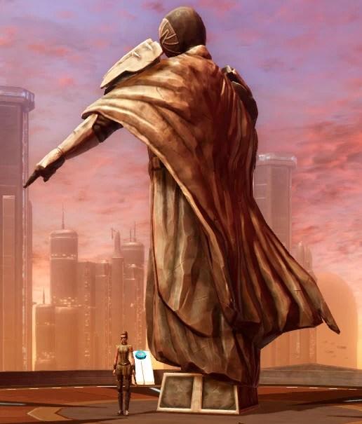 Statue of Mandalore the Ultimate 2
