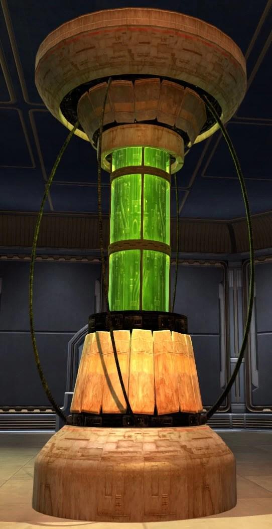 Power Conduit Green