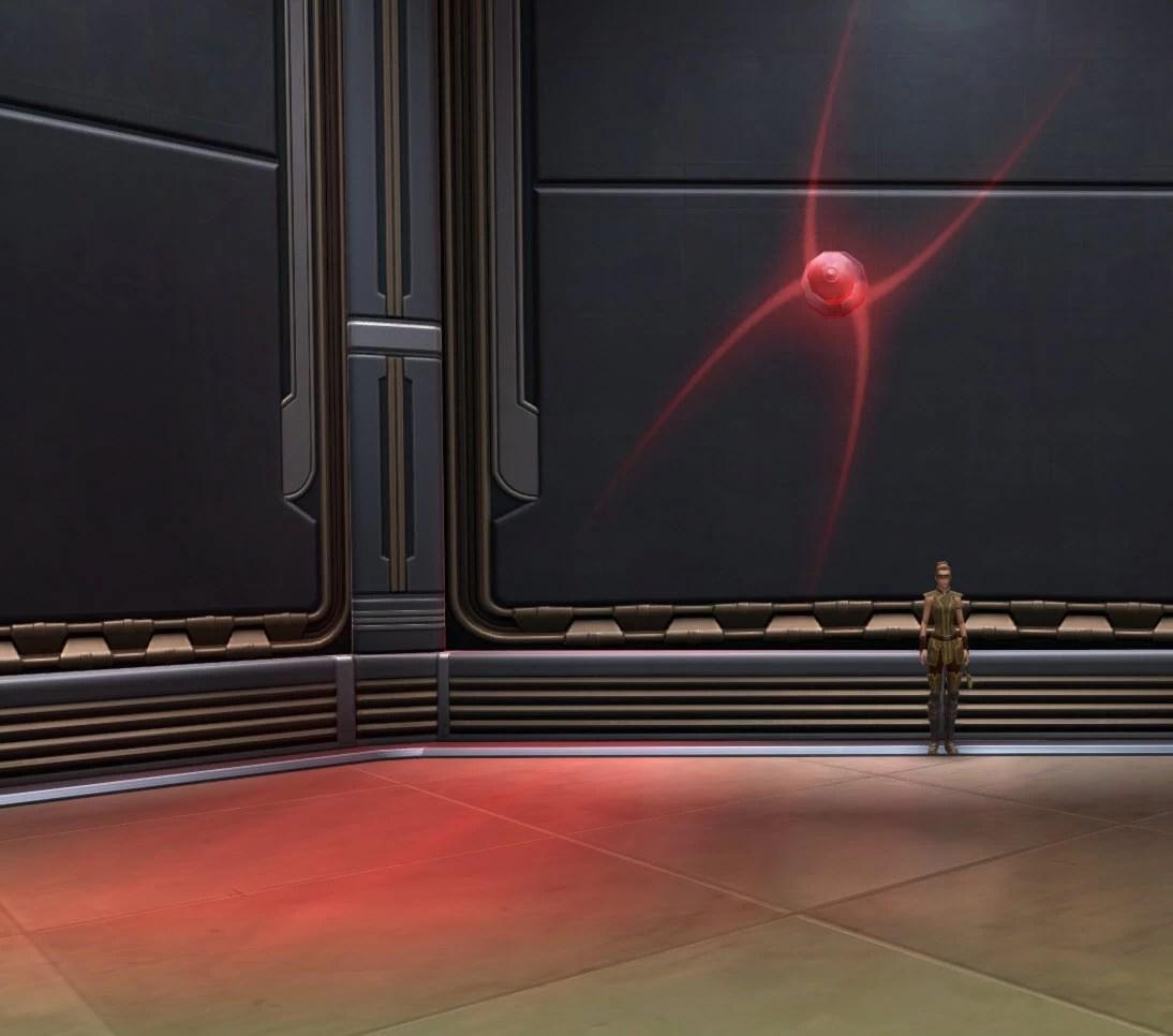 Rotating Light Red 2