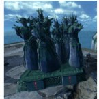 Commemorative Statue of the Dread Council