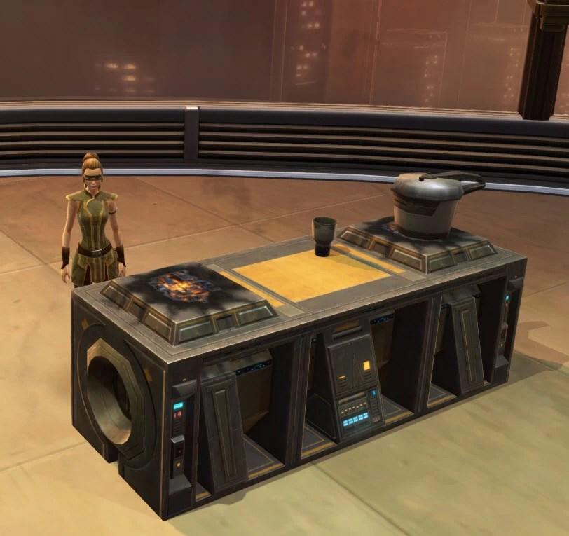 Underworld Cooking Stove 2