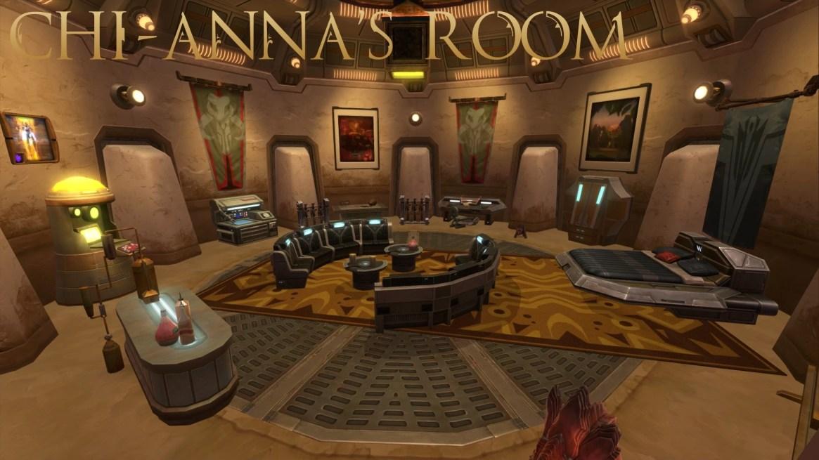 Chianna-room