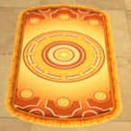 Luxurious Rug (Gold)