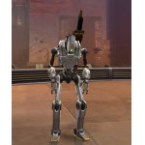Deactivated Iokath Combat Droid