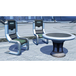 Manaan Patio Set
