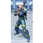 Selkath Cyborg: Surly
