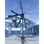 Plateau Windmill