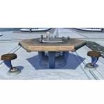 Cantina Bar Table