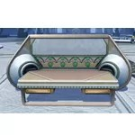 Copero City Bench