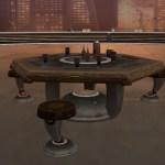 Copero Resort Table