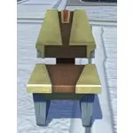 Mandalorian Chair