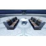 Arrangement: Smuggler's Cantina Lounge