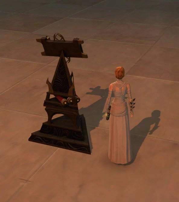 Sacred Sith Scroll