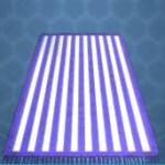 Beach Towel (Purple)