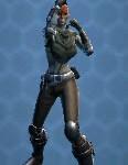 Cathar Pirate (Female)