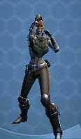 Cathar Pirate (Female)