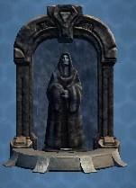 Jedi Knight Fountain Shrine