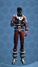 Republic Pilot (Male)