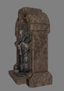 Holofire Jedi Knight Shrine