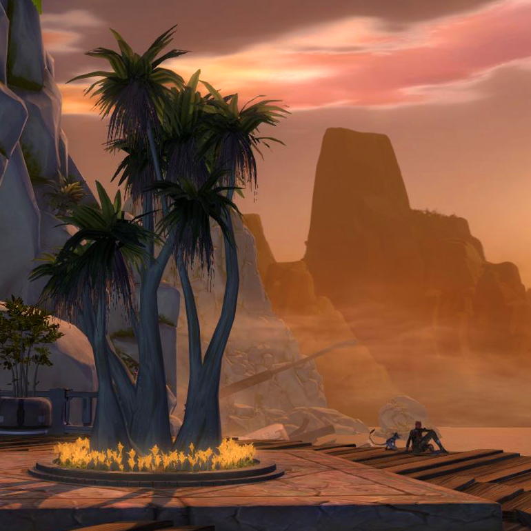 Ovvie's Pirate's Roost – Darth Malgus