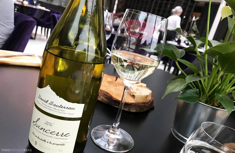 Restaurant 73 Radisson Blu Royal Garden Trondheim vin