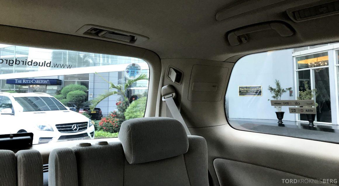 Garuda Indonesia Jakarta Ritz-Carlton