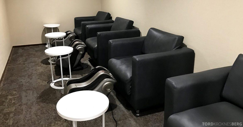 Garuda Indonesia Domestic Lounge Jakarta avslapning