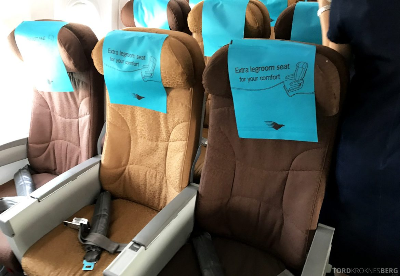 Garuda Indonesia Jakarta premium economy