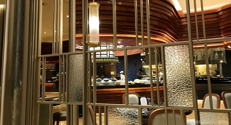 Restaurant Asia Ritz-Carlton Jakarta kjøkken