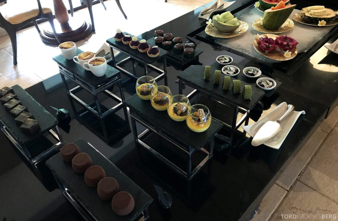 Ritz-Carlton Bali Club Lounge kaker
