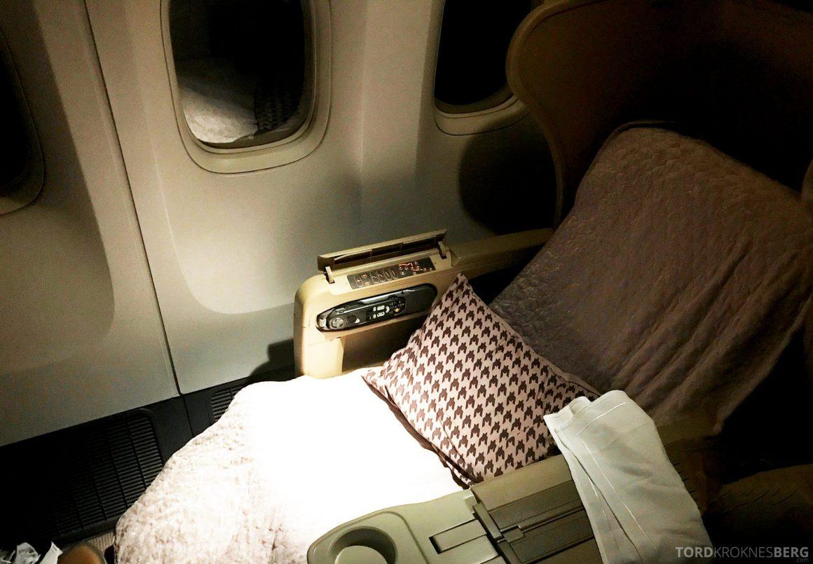 Singapore Airlines Business Class Wellington Canberra Changi seng