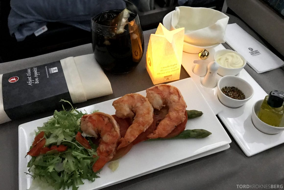 Turkish Airlines Business Class Jakarta Istanbul reker