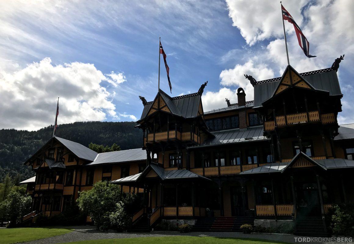 Dalen Hotel Telemark front