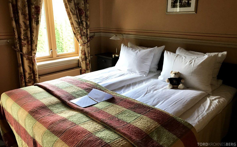 Dalen Hotel Telemark reisefølget i seng