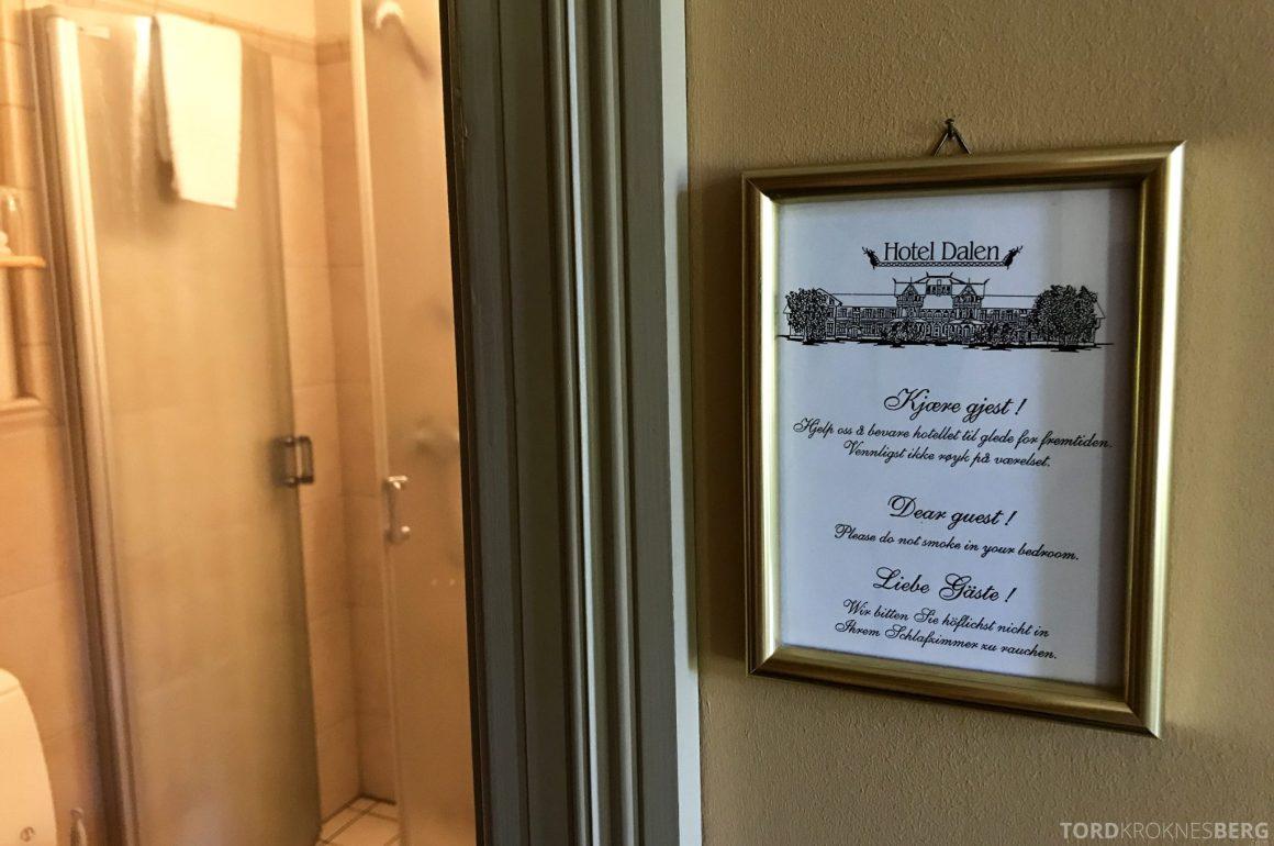 Dalen Hotel Telemark bad